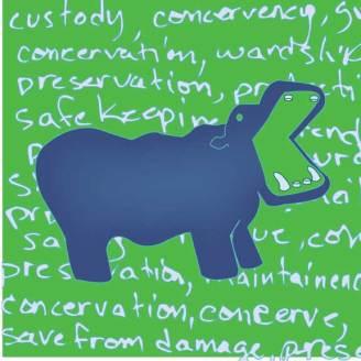 Hippo-#3