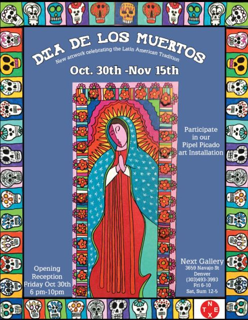 Day of the dead poster 15